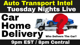 ATI Car Home Delivery: Who Delivers The Car? Dealer, Hauler or Drive Away?