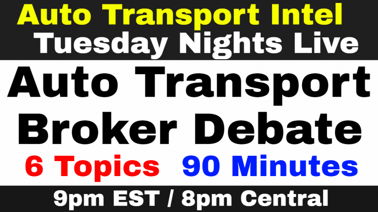 ATI TNL 157 Auto Transport Broker Debate: Do Brokers Serve Car Shipping Business?