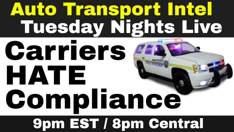 ATI Do Carriers HATE Compliance? FMCSA Regulations DOT Safety Violations