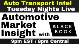 Automotive Market Insight w/ Black Book: Vehicle Data, Used Car Prices