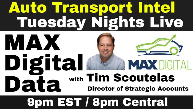 MAX Digital First Look Auto Sales Data, Car Dealership Inventory Tools