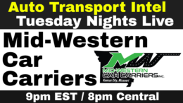 Mid-Western Car Carriers: Auto Transport OEM Fleet, Hiring Car Haulers