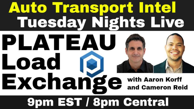PLATEAU Load Exchange: JoinPlateau.com Auto Carrier Logistics Network