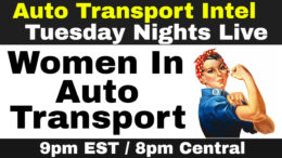 Women In Auto Transport: Moving Obstacles In The Car Shipping Business