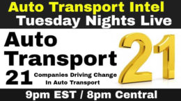 Auto Transport 21: Innovative Companies Driving Change In Auto Transport