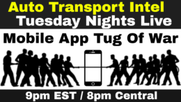 Mobile App Tug Of War: How Many Driver Apps Does Auto Transport Need?