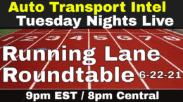 Running Lane Roundtable: Car Shipping Business Networking & Mentorship