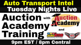 Auction Academy Training: Auto Auction Industry Professional Education