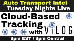 ViLOG Virtual Logistics: Cloud-Based, Vehicle & Fleet Tracking System