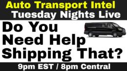 Need Help Shipping That? Car Dealer, Auto Auction, Broker Carrier Tech