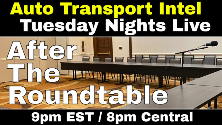 After The Roundtable: Auto Auctions, CAR Remarketing, Dealer Inventory