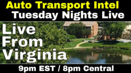 Live From Virginia: Jay's Auto Transport Business & Networking Update.
