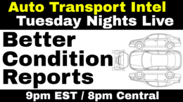 Better Condition Reports: CR Grades, Inspections, Vehicle Arbitration