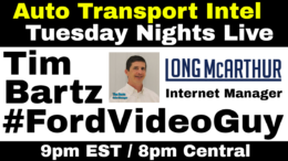 Dealer Vehicle Video Sales w/ Tim Bartz Internet Manager #FordVideoGuy
