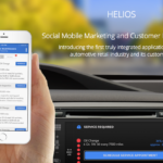 HELIOS: The First Truly Integrated App for Auto Retail and Consumers