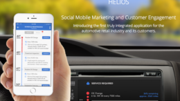 Helios: Social Mobile Marketing and Consumer Engagement