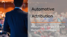 Measuring the impact of your marketing investment
