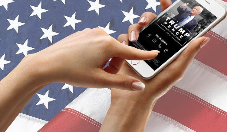 Trump America First App