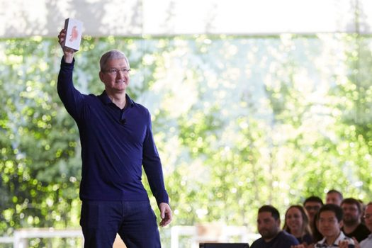 Augmented reality could be the next big thing (like the smartphone), says Tim Cook Read more: http://www.digitaltrends.com/cool-tech/augmented-reality-tim-cook/#ixzz4ZYJiIfk9 Follow us: @digitaltrends on Twitter | DigitalTrends on Facebook