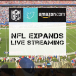 NFL Expands Live Streaming in New Deal with Amazon Worth $50M