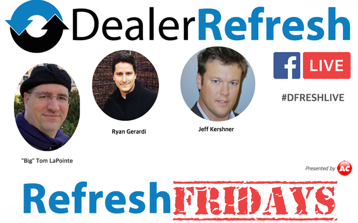 Introducing Refresh Fridays on DealerRefresh