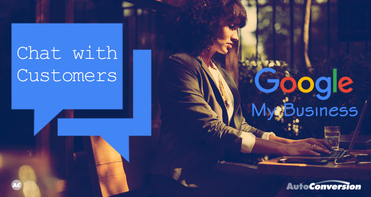 How to chat with customers on Google My Business Messaging