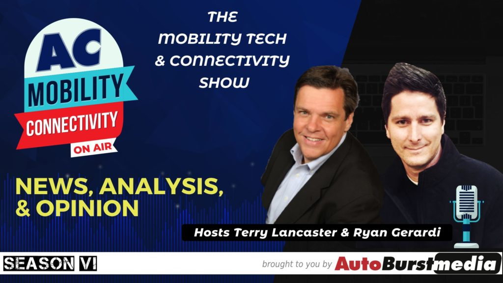 The Mobility Tech & Connectivity Show - Season VI