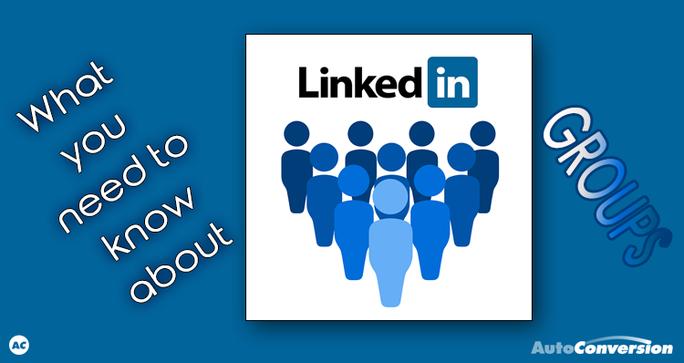 LinkedIn Groups Latest Changes
