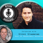 PODCAST: Interview with 'Sh*t Sandwich' Author Steve Stauning