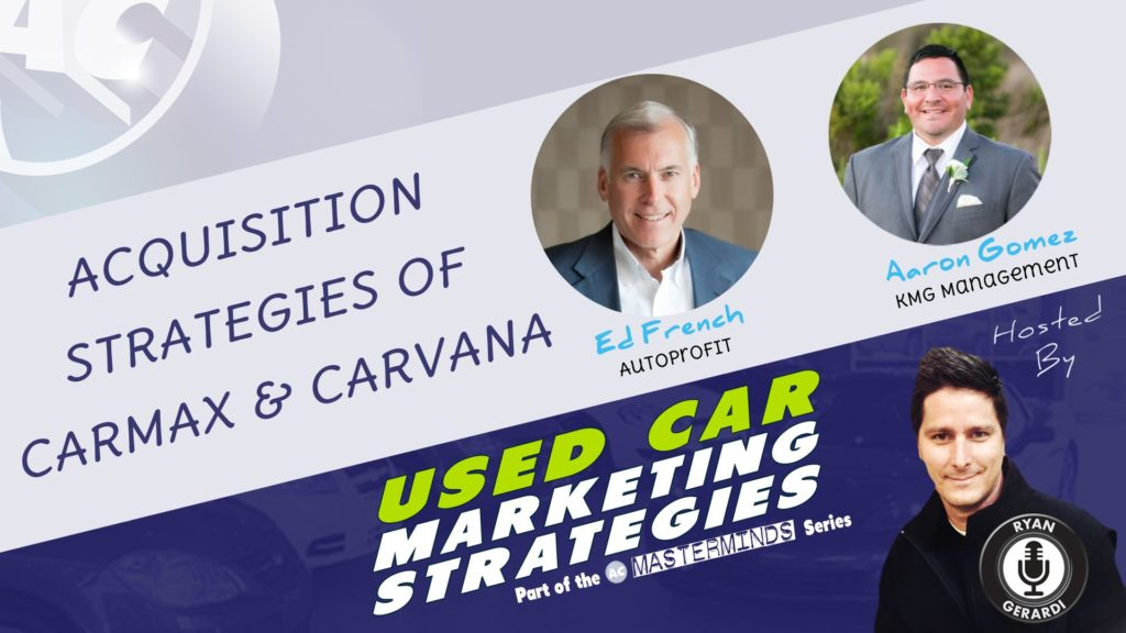Vehicle Acquisition Strategies of Carmax and Carvana