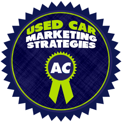 Used Car Marketing Strategies