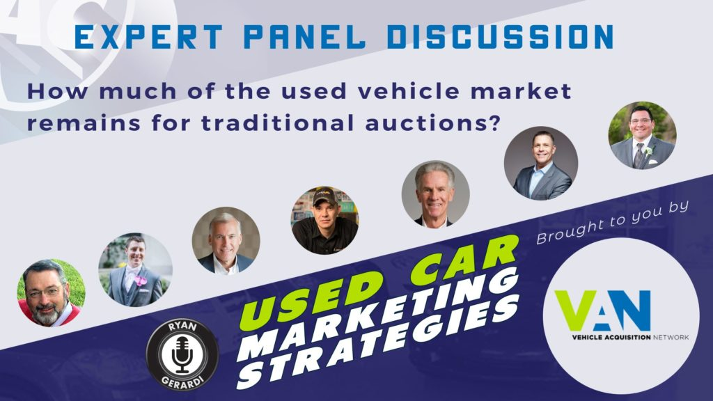 Used Car Marketing Expert Panel Discussion - July 2019