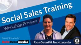 Social Sales Training Webcast Series