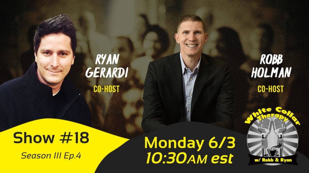 Lead Yourself First w/ Robb & Ryan