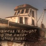 Storms of Life: The tale of a shipwrecked fishing boat [VIDEO]