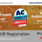 AutoConversion Forms Media Partnership with Thought Leadership Summits to Help Promote 2019 Automotive CX Summit Series