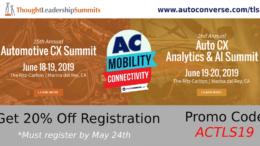 Automotive CX Summit Series Promo