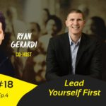 Lead Yourself First – White Collar Therapy Show #18