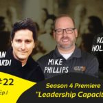 White Collar Therapy Show – Season 4 Premiere – Increase Your Leadership Capacity