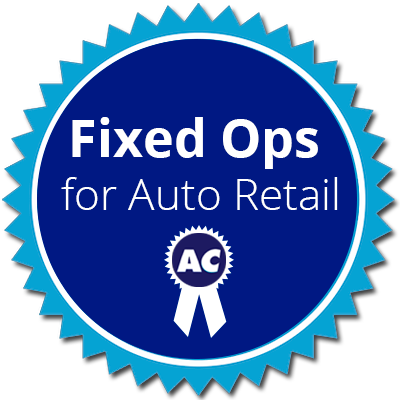Fixed Ops Marketing for Auto Retail