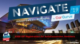 CarGurus Navigate '19 User Conference