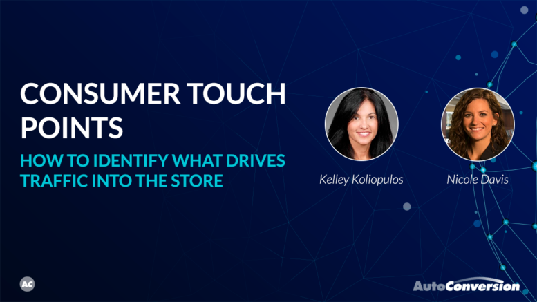 Consumer Touch Points - Kelley Koliopulos