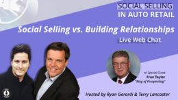 Social Selling in the Real World with Fran Taylor and Terry Lancaster