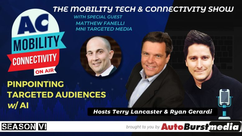 Matthew Fanelli from MNI Targeted Media on the Mobility Tech & Connectivity Show