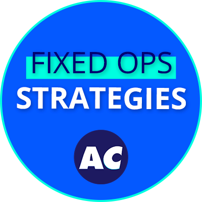Fixed Ops Strategies for Automotive Retailers and Marketers