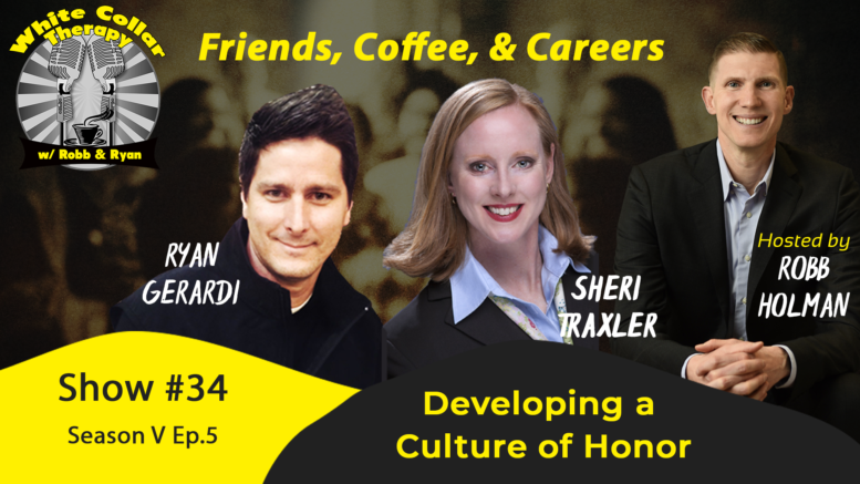 Developing a Culture of Honor