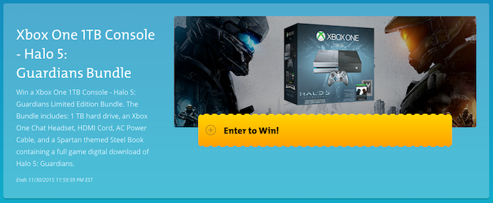 Speedy Rewards Xbox Promotion