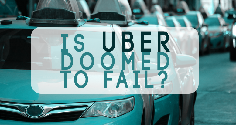 Will Uber fail?