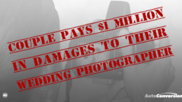 photographer sues wedding couple