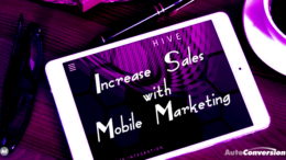 Mobile Marketing WebsiteBuilder